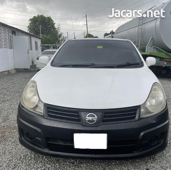 Nissan AD Wagon 1,3L 2012-1