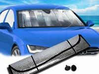 Sun Shield for Motorcar Windshield