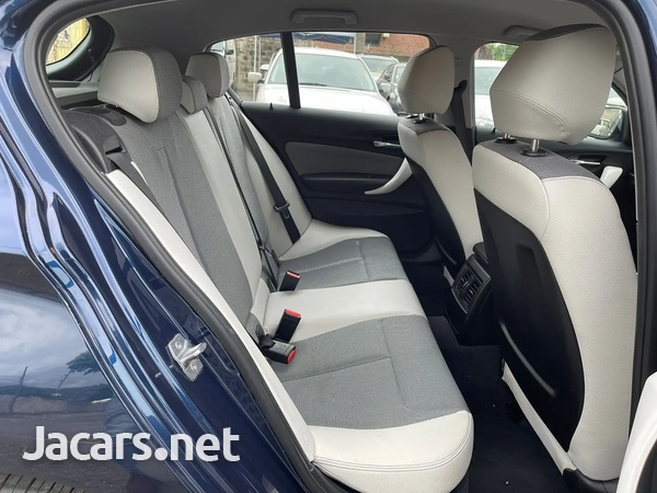 BMW 1-Series 1,6L 2015-8
