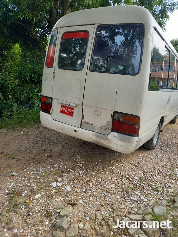 Toyota Coaster Bus-11