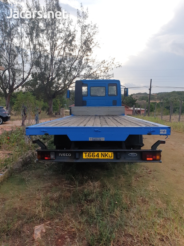 1999 Ford Iveco Flat Bed-4