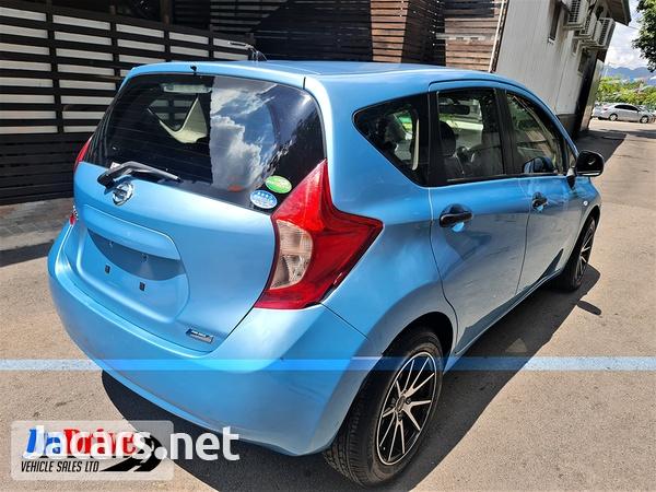 Nissan Note 1,4L 2012-6