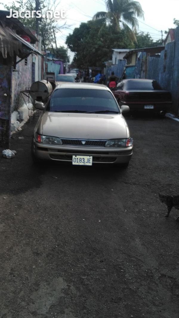 Toyota Corolla 1,5L 1991-8