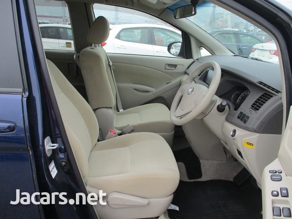 Toyota Isis 2,0L 2016-2
