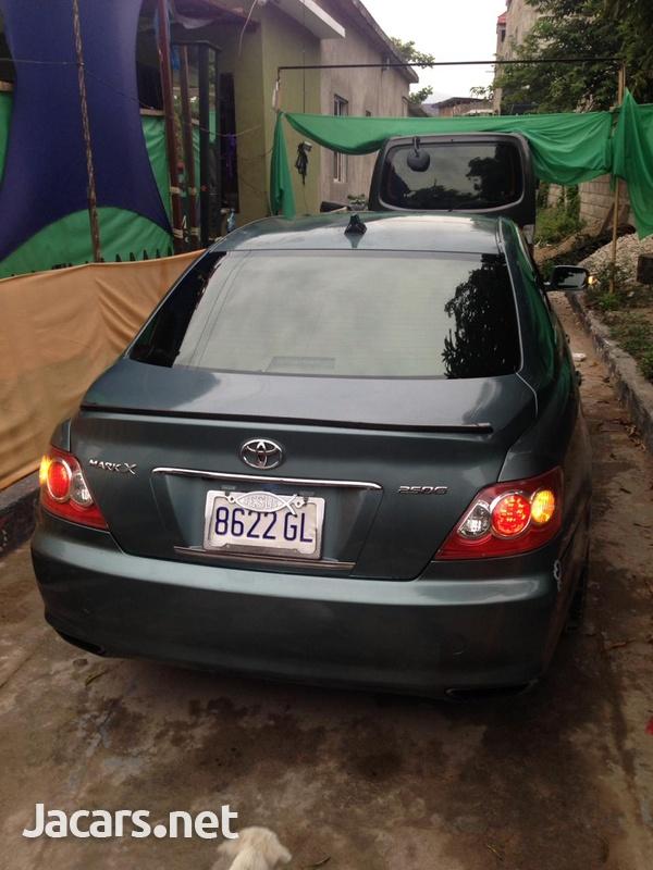 Toyota Mark X 2,5L 2006-1
