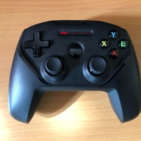 Nimbus Steelseries Wireless Controller