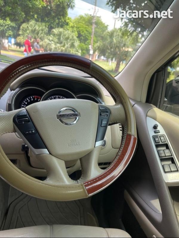 Nissan Murano 2,4L 2013-10