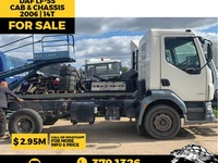 DAF LF55 Cab and Chassis 14t 2006