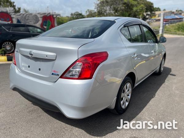 Nissan Latio 1,2L 2015-4