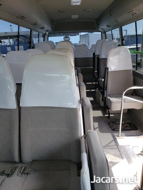 2012 Hino Liesse Coaster Bus-1