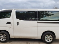 Nissan caravan bus
