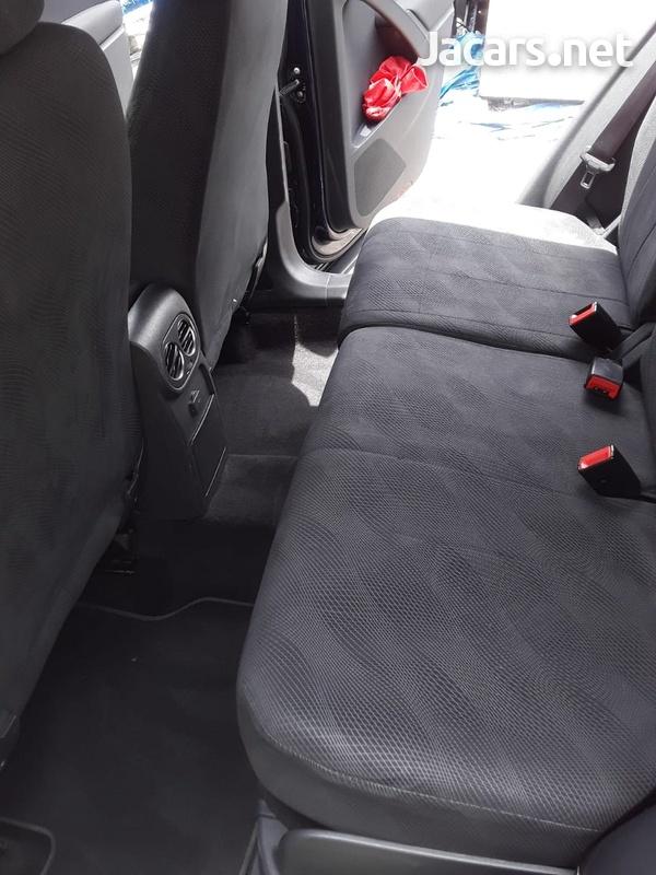 Volkswagen Tiguan 2,0L 2017-2
