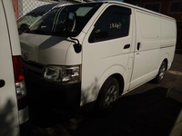 2011 Toyota Hace Chiller Bus