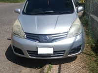 Nissan Note 2,0L 2011