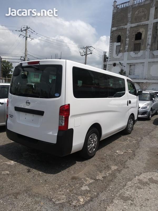 Nissan Caravan 2,3L 2015-14