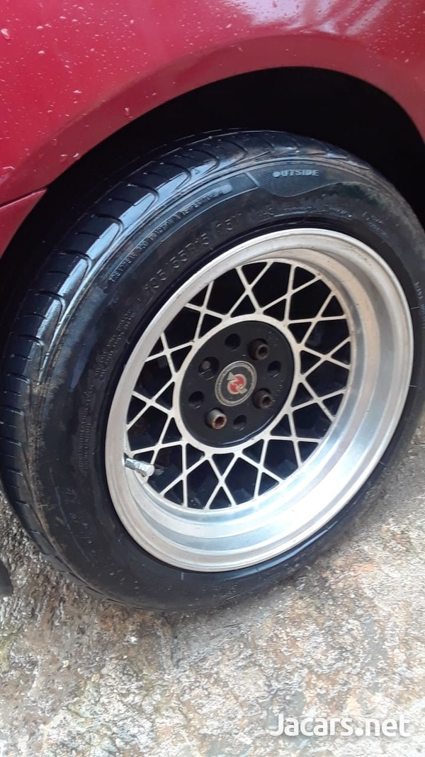 15inch rims and tyre.-1