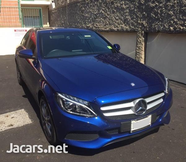 Mercedes-Benz C-Class 2,0L 2016-3