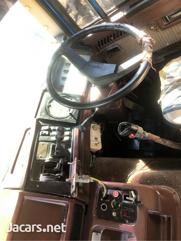 1998 Blue ERF Tipper Truck-8