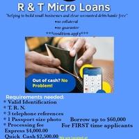 R & T Micro Loans