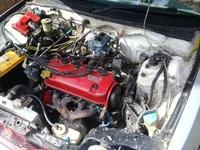 Honda Civic 1,6L 1990