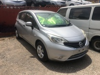 Nissan Note 1,1L 2014
