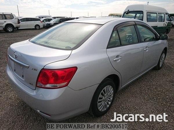 Toyota Allion 1,8L 2012-3