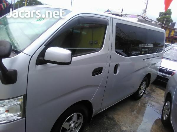 Nissan Caravan 2,0L 2013-2