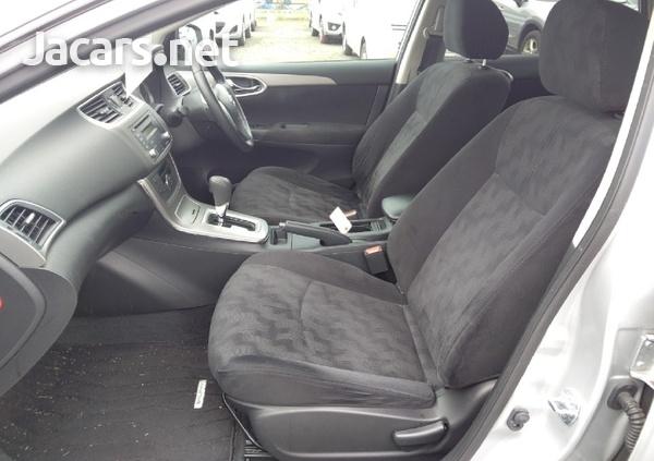 Nissan Sylphy 1,8L 2015-9