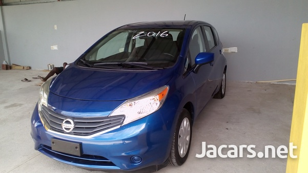 Nissan Note 1,5L 2016-7