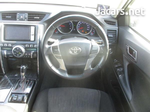 Toyota Mark X 3,5L 2011-7
