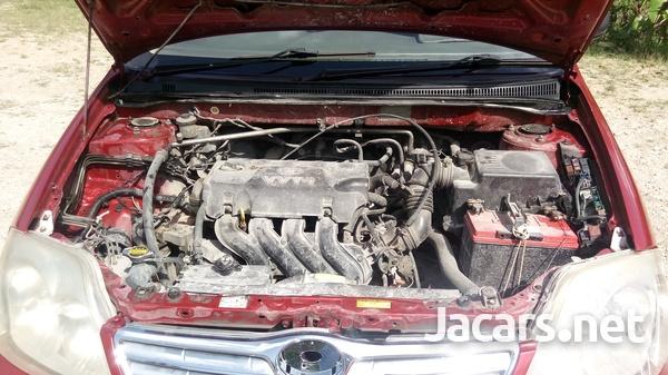 Toyota Corolla 1,5L 2001-2