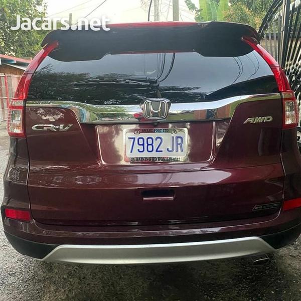 Honda CRV 2,6L 2015-8