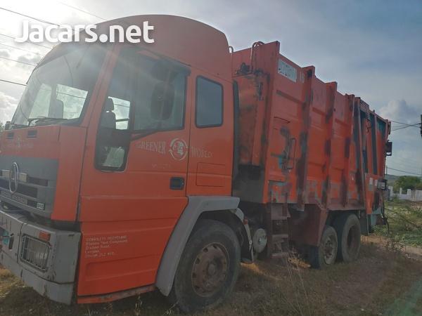 2000 Seddon Atkinson Garbage Disposal Truck-2