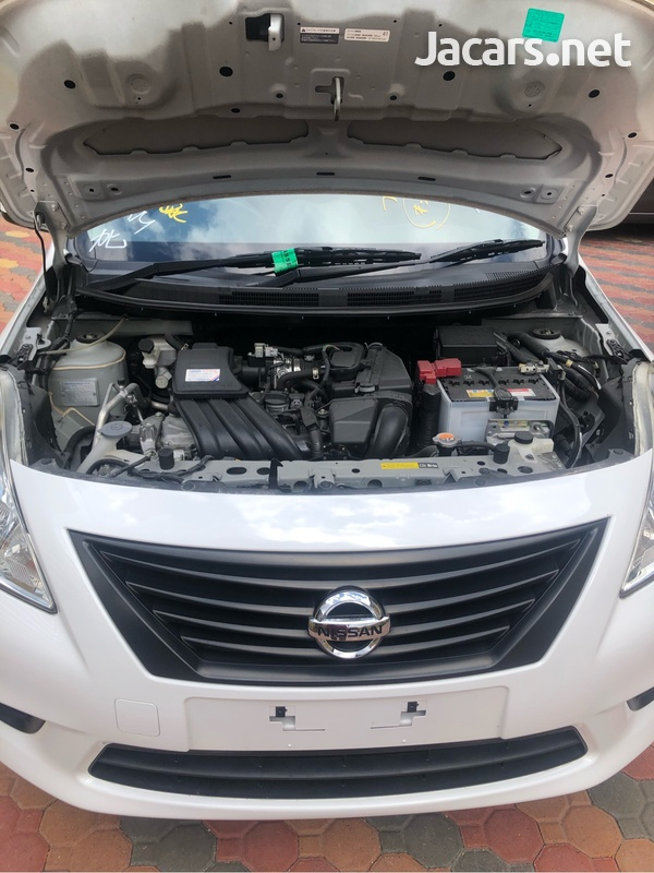 Nissan Latio 1,2L 2014-5