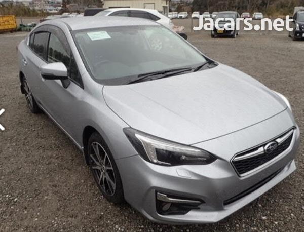 Subaru G4 2,0L 2017-1