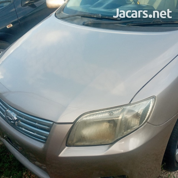 Toyota Axio 1,5L 2007-1
