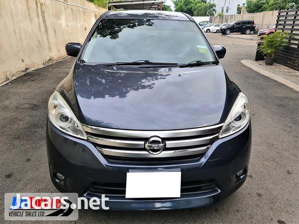 Nissan LaFesta 1,9L 2012-2