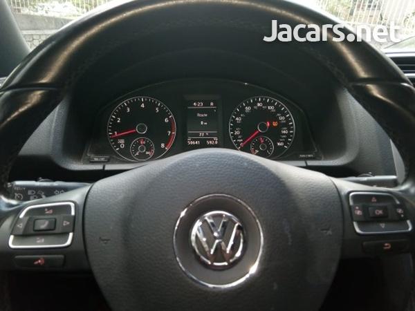 Volkswagen Eos 2,0L 2013-5