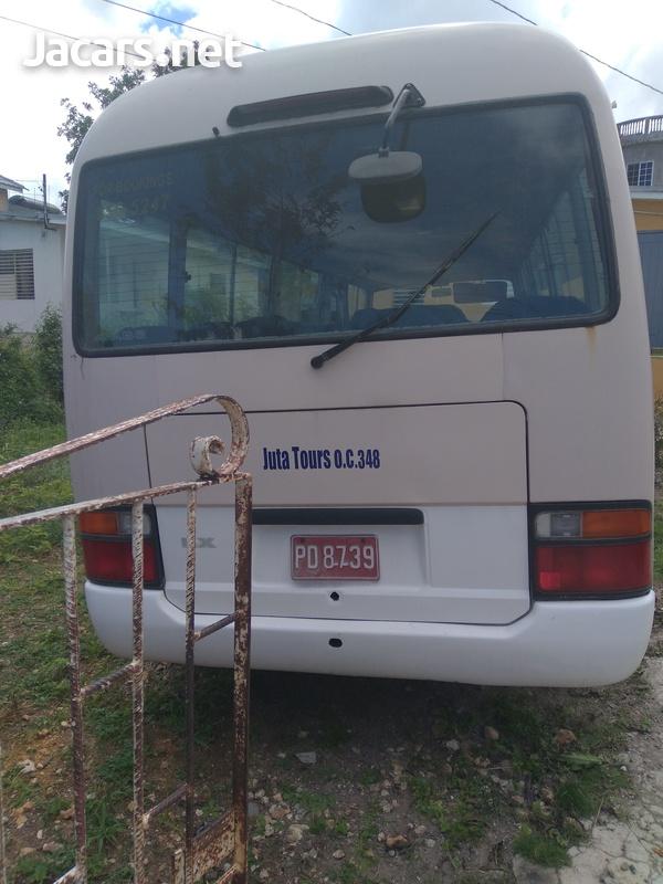 Toyota Coaster Bus2000-6