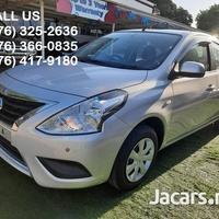 Nissan Latio 1,5L 2015
