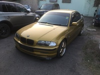 BMW 3-Series 2,5L 1999