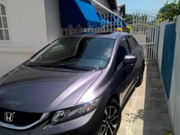 Honda Civic 1,8L 2014