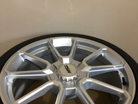 19 Rims With tyres 254/35/zr19