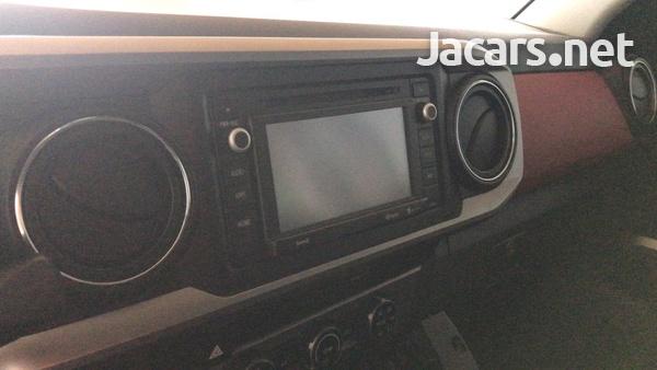 Toyota Tacoma 3,5L 2017-8
