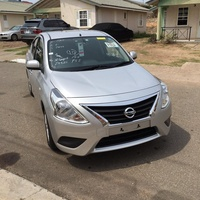 Nissan Latio 1,2L 2015