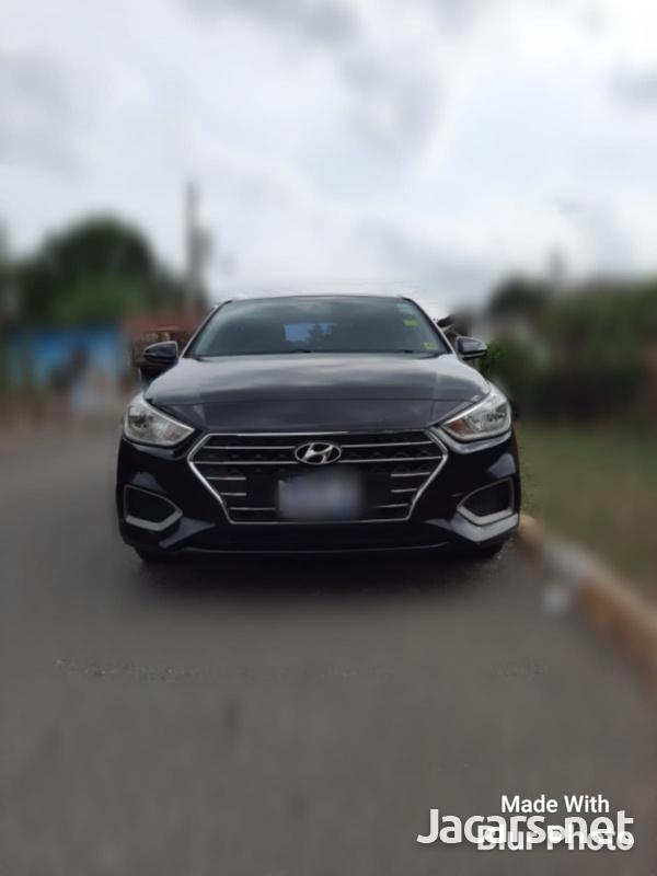 Hyundai Accent 1,6L 2019-3