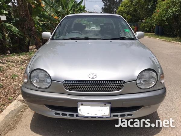 Toyota Corolla 1,6L 1999-3