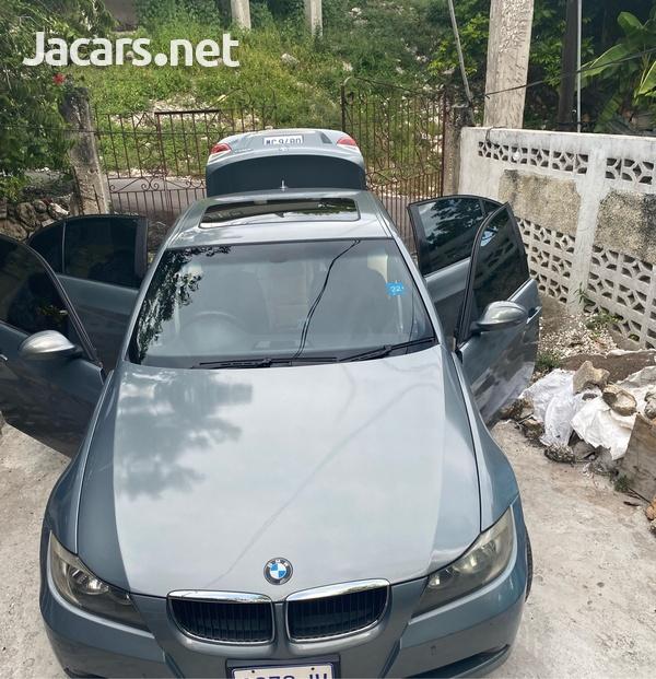BMW 3-Series 2,0L 2006-8
