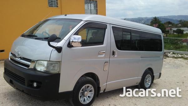 2008 Toyota Hiace Mini-Bus-2