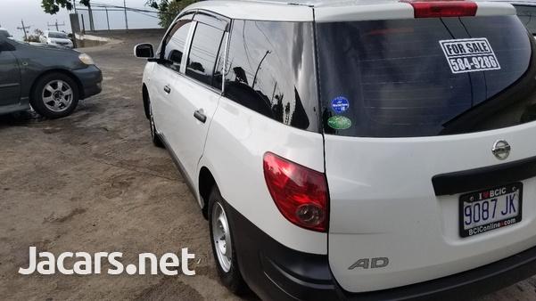 Nissan AD Wagon 1,5L 2014-8
